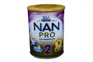 Nan Pro 2 Tarro Con 1.1 kg – Fórmula Infantil
