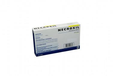 Necroxil 500 mg Caja Con 10 Tabletas