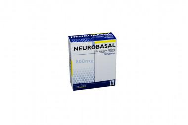 Neurobasal 800 mg Caja Con 30 Tabletas