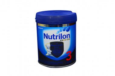 Nutrilon Premium 3 Tarro Con 800 g - Fórmula Infantil