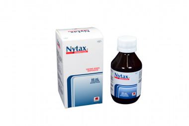 Nytax Suspensión Reconstituida 100 mg / 5 mL Caja Con Frasco Con 60 mL