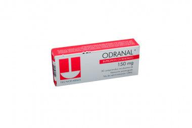 Odranal 150 mg Caja Con 30 Comprimidos Recubiertos