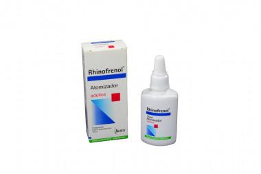 Rhinofrenol Adulto Caja Con Frasco Con 15 mL