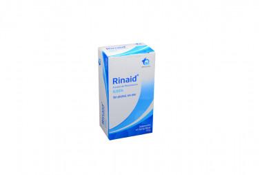 Rinaid Suspensión 0.05% Caja Con Spray Nasal Con 10 g