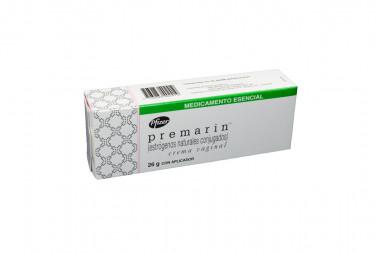 Premarin En Crema Caja Con Tubo Con 26 g