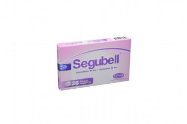 Segubell 90 / 20 mcg Caja Con 28 Tabletas Recubiertas
