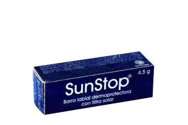 SunStop Caja Con Barra Labial Dermoprotectora 4.5 g