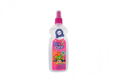 Stay Off Niños Repelente Contra Insectos Frasco Con 120 mL