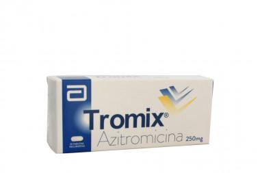 Tromix 250 mg Caja Con 30 Tabletas Recubiertas