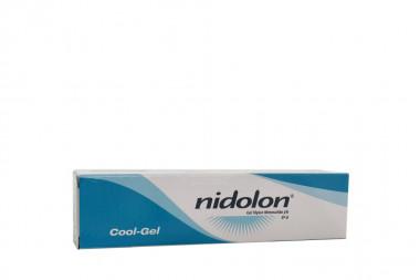 Nidolon Cool Gel 3% Caja Con Tubo Con 30 g