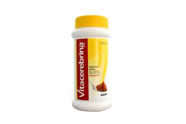 Vitacerebrina Next Granulado Sabor Arequipe Frasco Con 250 g