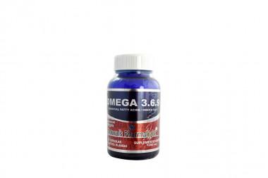 Omega 3,6,9 Frasco Con 30 Cápsulas