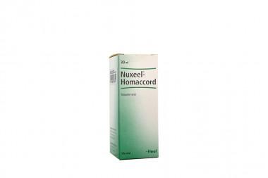 Nuxeel-Homaccord Caja Con Frasco Con 30 mL