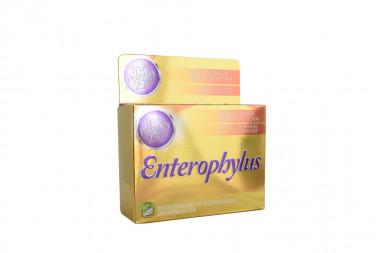 Enterophylus Caja Con 30 Cápsulas