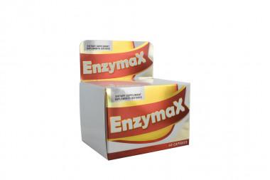 Enzymax Caja Con 60 Cápsulas