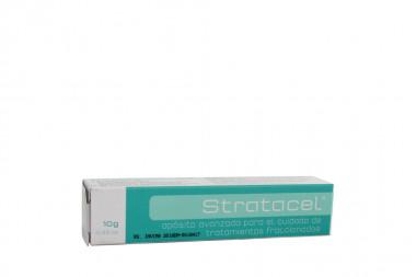 Apósito Stratacel Caja Con Tubo Con 10 g