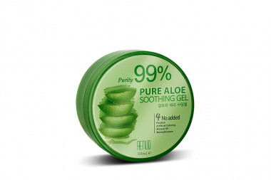 Pure Aloe Shooting Gel