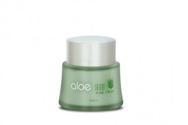 Crema Humectante Pure Cream Aloe
