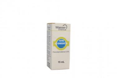 Total Comfort 0.5% Caja Con Frasco Con 15 mL