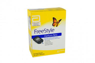 Freestyle Optium Neo Caja Con Glucómetro