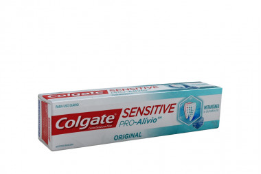 Colgate Sensitive Original Caja Con Tubo Con 50 g