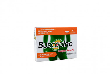 BUSCAPINA COMPOSITUM NF