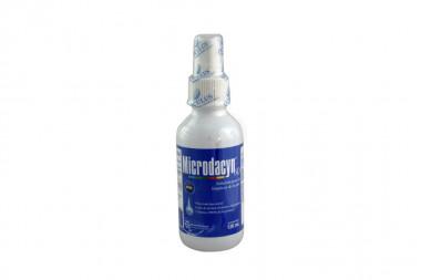 Microdacyn 60 Solución Frasco Con 120 mL