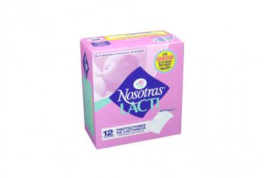 Nosotras Lacti Caja x 12 Protectores De Lactancia