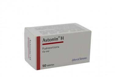Astonin H Caja Con 50 Tabletas