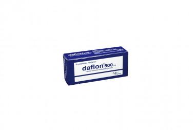 Daflon 500 mg Caja Con 30 Comprimidos Recubiertos