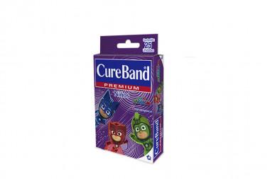 Curas Cureband Premium Niños Caja Con 25 Unidades