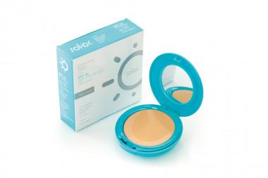 Sol Or Polvo Compacto SPF 41 Caja Con Empaque Con 14 g - Tono Claro