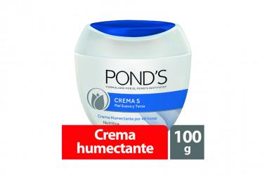 Pond's Crema Humectante Frasco Con 100 g