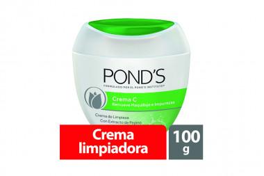 Pond's C Frasco Con 100 g - Crema De Limpieza