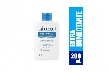 Crema Lubriderm Extra Huméctate Frasco Con 200 mL