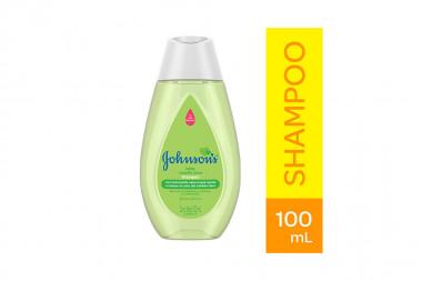 Shampoo Johnsons Baby Manzanilla Cabello Claro Frasco Con 100 mL