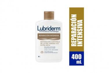 Crema Lubriderm® Reparación Intensiva Frasco Con 400 mL