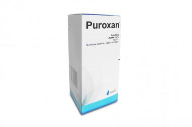 Puroxan 2 % Jarabe Caja Con Frasco Con 120 mL