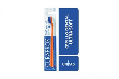 Cepillo Dental Curaprox 5460 Ultra Soft Empaque Con 1 Unidad