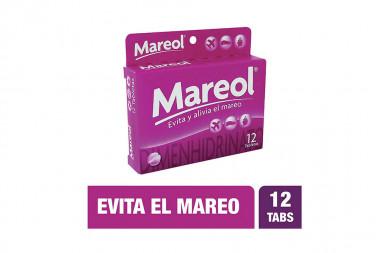 Mareol Caja Caja Con 12 Tabletas