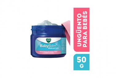 BabyBalm Vick Caja Con Frasco Con 50 g