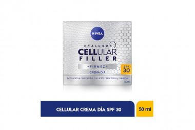 Crema Facial Nivea Anti Age Caja Con Frasco Con 50 mL