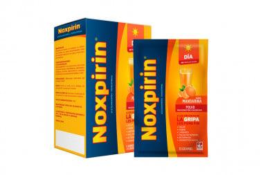 Noxpirin Jugo Día Empaque Con 15 g
