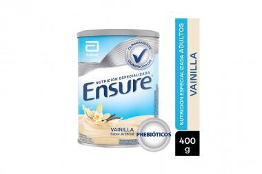 Ensure Lata Con 400 g - Sabor a Vainilla
