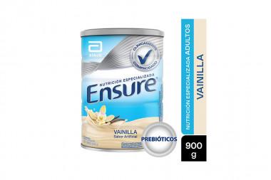 Ensure Tarro Con 900 g - Sabor A Vainilla