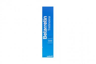Betarretín Crema Caja Con Tubo Con 30 g