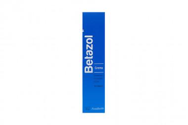 Betazol 0.05 % Crema Caja Con Tubo Con 30 g