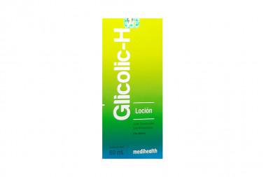 Glicolic-H En Loción Caja Con Frasco Con 60 mL