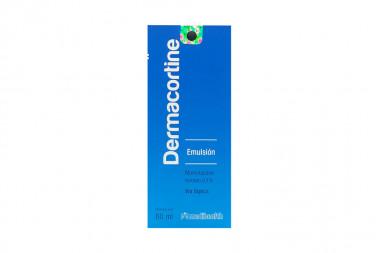 Dermacortine Crema 0.1% Caja Con Tubo Con 15 g