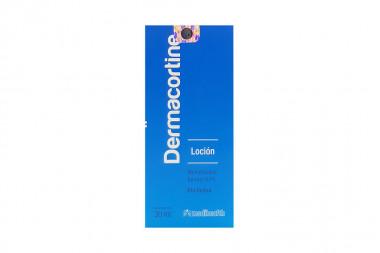 Dermacortine Loción 0.1 % Caja Con Frasco Con 30 mL
